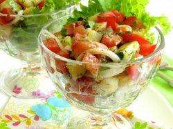 Вкусные салаты к праздничному столу
