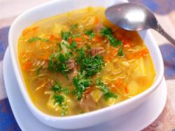 Как готовить щи из свежей капусты с мясом
