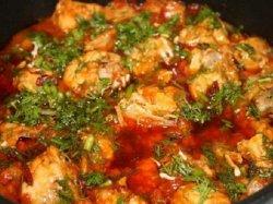 Как приготовить курицу в банке в духовке