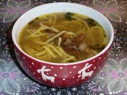 Как сварить грибной суп из сушеных грибов