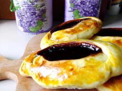 Тесто на сметане для пирожков в духовке
