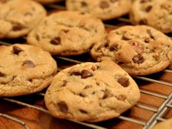 Рецепт печенья «American cookies»