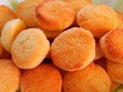 Рецепт самого простого песочного печенья