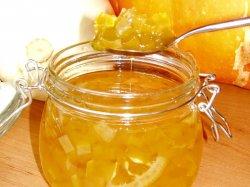 Варенье из тыквы с лимоном и апельсином