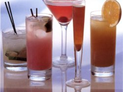 Простые коктейли с водкой в домашних условиях