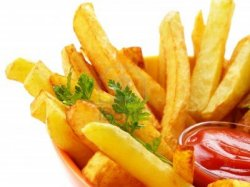 Как сделать картофель фри в домашних условиях